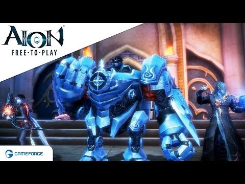 Aion actualiza en Europa a la versión 4.5