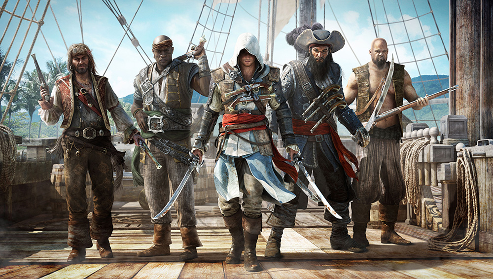 Assassins Creed IV Black Flag – Análisis
