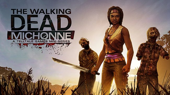 The Walking Dead: Michonne, de Telltale Games