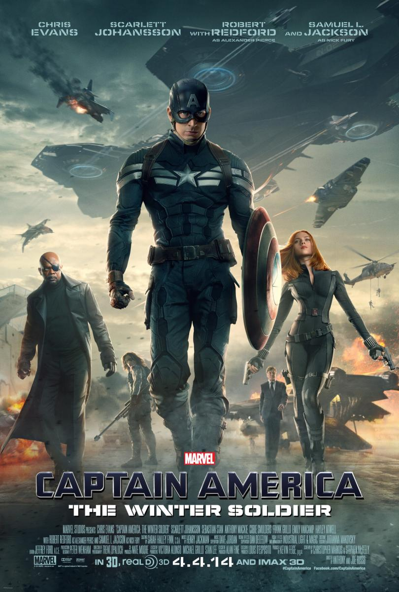 Tráiler en castellano de «Capitán América: Soldado de Invierno»