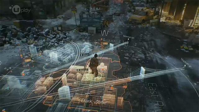 E3 2013:Ubisoft se saca de la manga The Division