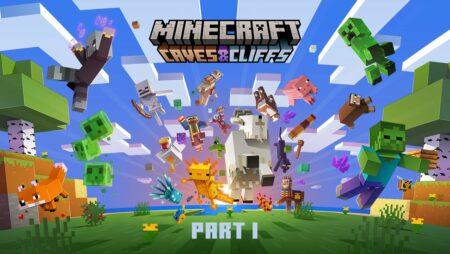 Minecraft: Actualización de Montañas y Cuevas – Parte I