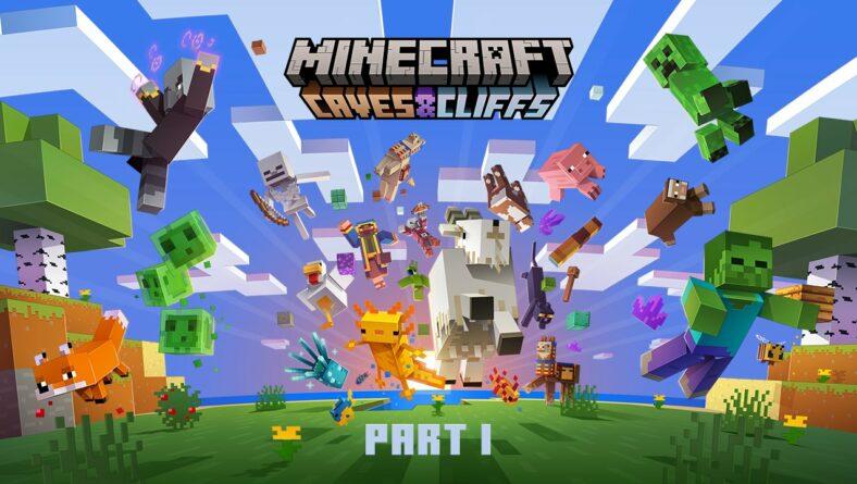 Minecraft: Actualización de Cuevas y Acantilados – Parte I