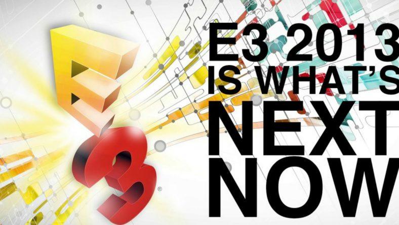 Empieza el E3 2013!