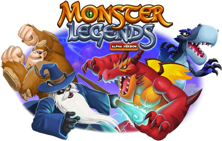 Monster Legends – Juegos iOS