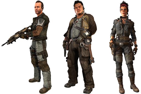 Titanfall Milicia