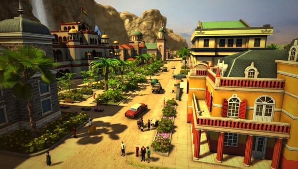 Tropico 5 y su trailer te lleva a través de las eras