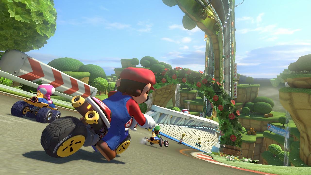 E3 2013: Trailer de Mario Kart 8