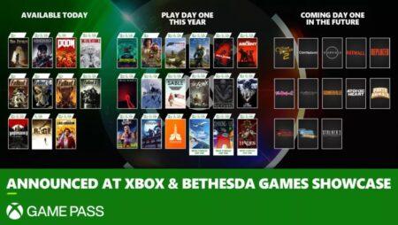 27 Juegos que llegaran el día uno a Game Pass