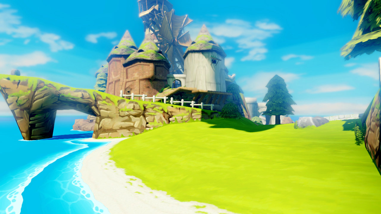 E3 2013: habra remake de Zelda:Wind Waker