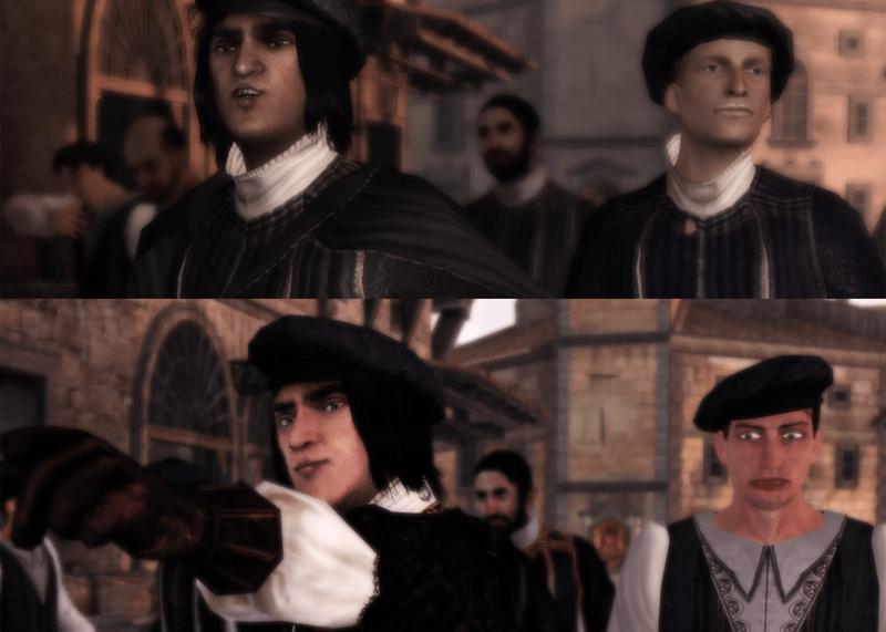 Assassin's Creed 2 The Ezio Failtion