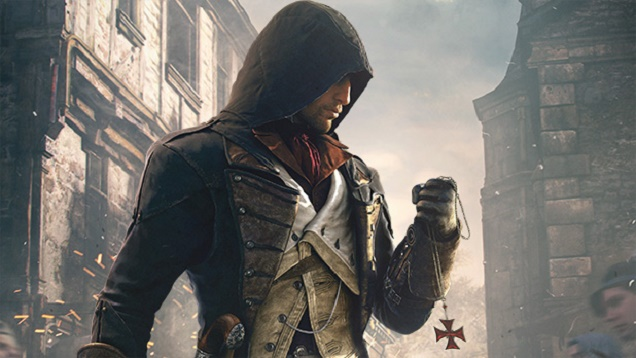 Assassin's Creed Unity Arno