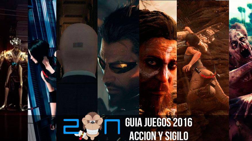 Guia Juegos 2016 Accion Sigilo