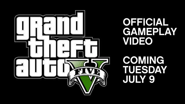 Grand Theft Auto V: GamePlay Oficial