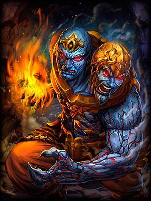 Agni, Dios del fuego Hindú