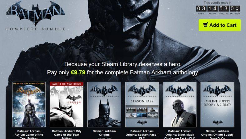 Batman Bundle NaNaNaNa…!