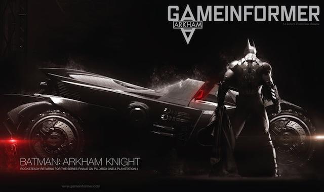 Batman: Arkham Knight – Primer Vistazo