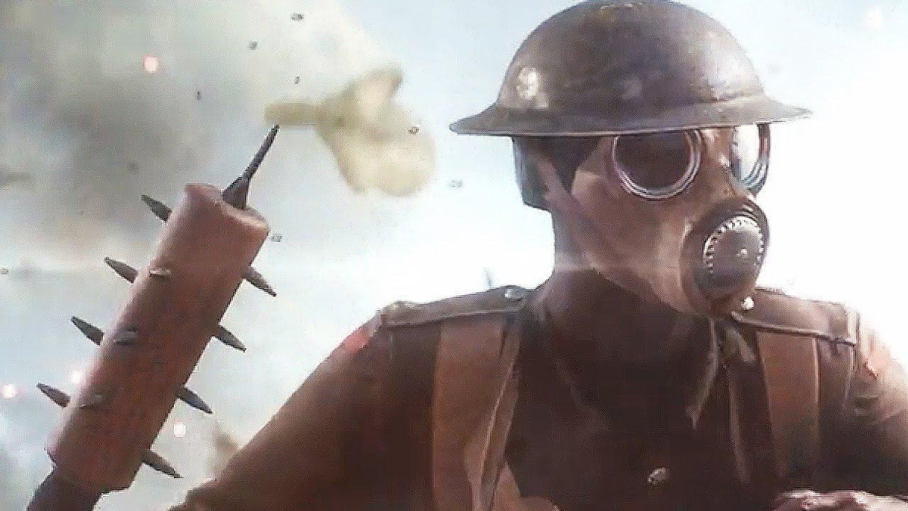 battlefield 1 teaser e3