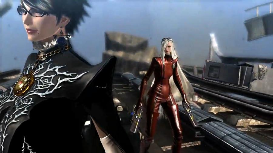 E3 2013: Nuevo trailer de Bayonetta 2