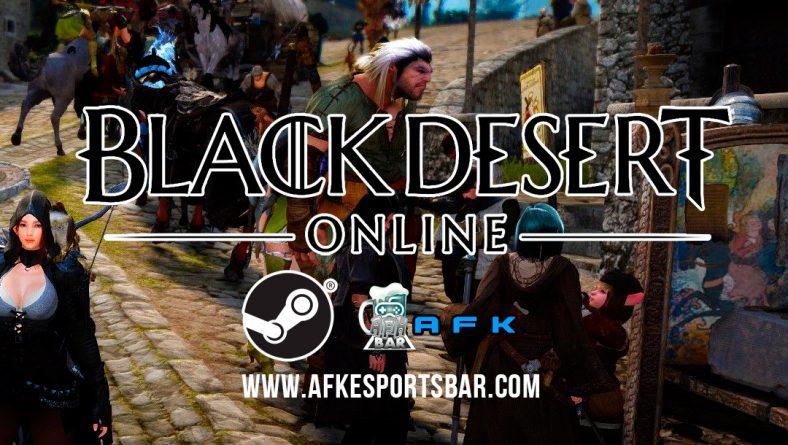 Black Desert Online directo a Steam a finales de mes