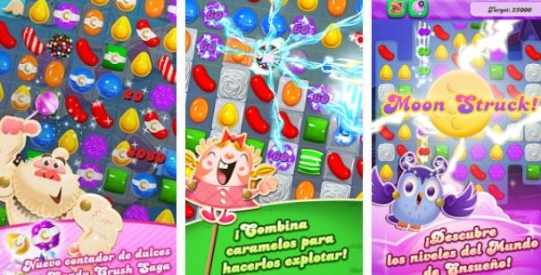 Activision compra Candy Crush con su estudio King Digital