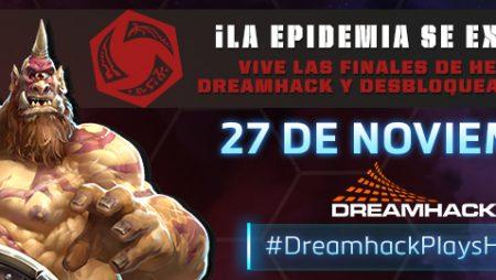 Desbloquea a Cho'Gall viendo la DreamHack
