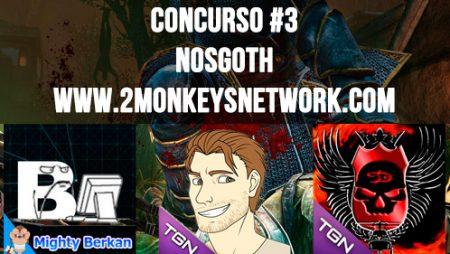 [Concurso] 10 Keys Nosgoth