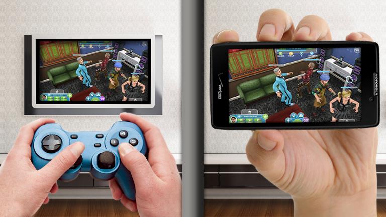 Niños y videojuegos: ¿Consolas o dispositivos móviles?
