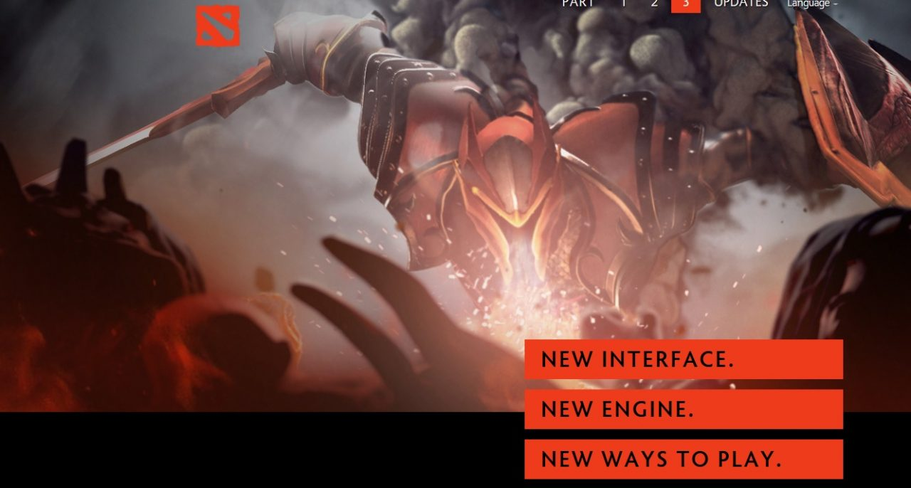 Dota 2 Reborn Beta Disponible