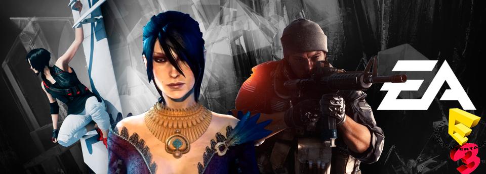 E3 2013: Electronic Arts (EA) Resumen
