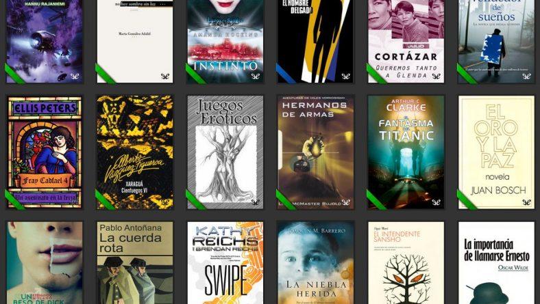 ePub Libre: Libros sin DRM para descargar gratis