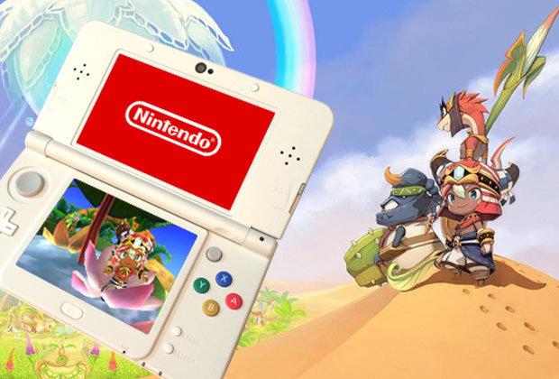 Ever Oasis nuevo juego de Nintendo 3DS