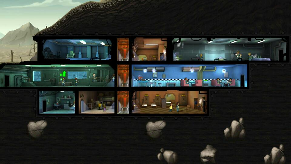 Fallout Shelter disponible para Android