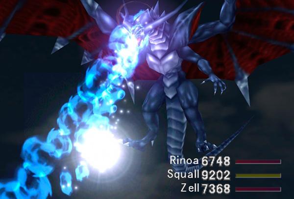 Final Fantasy VIII cheats