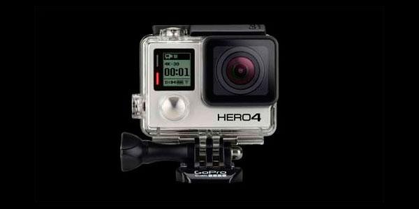 GoPro Hero 4 y sus especificaciones