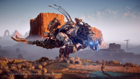 Horizon Zero Dawn llega a PC en Steam y Epic Games Store