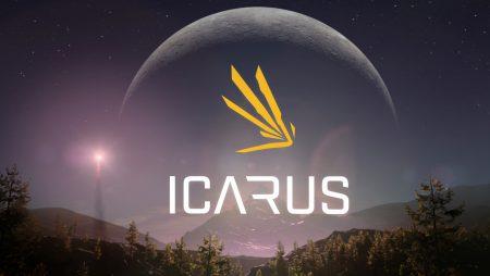 Icarus el Cooperativo de Survival Ciencia Ficción