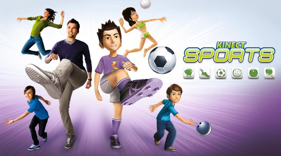 E3 2013:RARE anuncia Kinect sports rivals para Xbox One