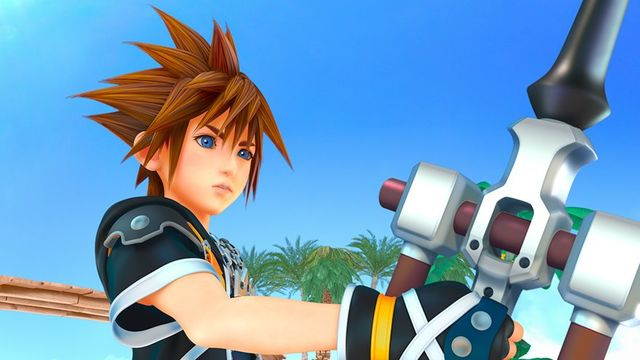 Kingdom Hearts III se pasa a Unreal Engine 4