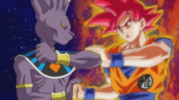 Dragon Ball Z: La batalla de los Dioses España