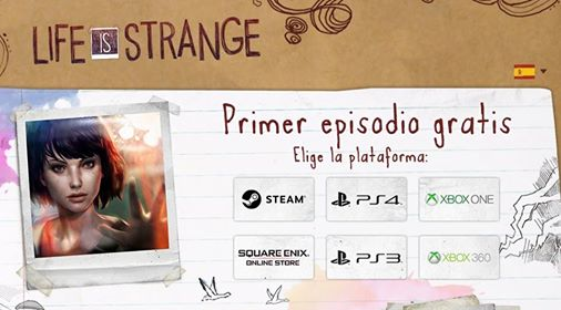 Primer Episodio Life is Strange Gratis