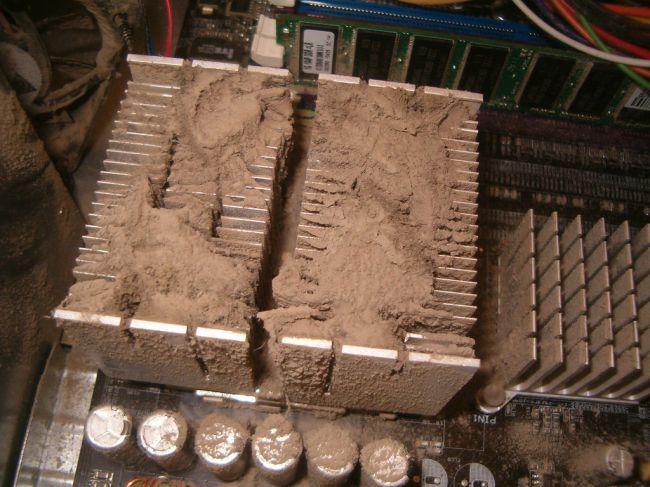 Como mantener tu PC limpio y sin polvo
