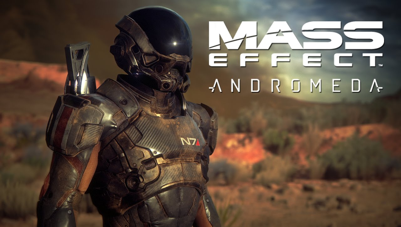 Nuevos detalles sobre Mass Effect Andromeda