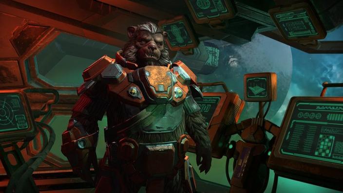 Master of Orion recreado por Wargaming