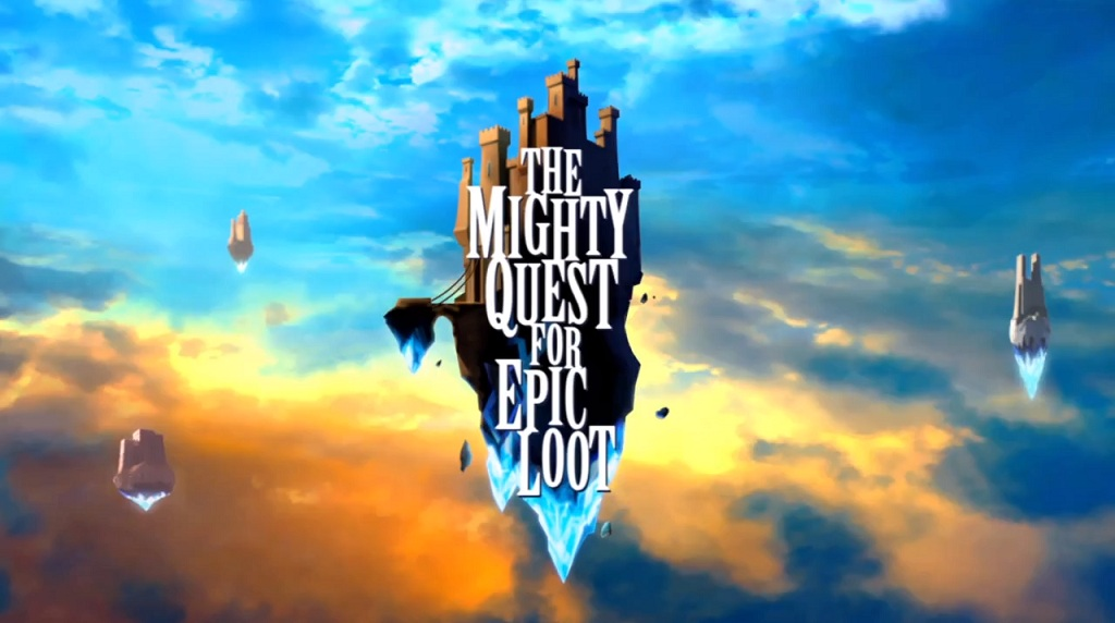 E3 2013:Ubisoft muestra The Mighty Quest of Epic Loot