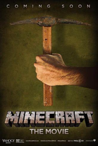 Minecraft, La película