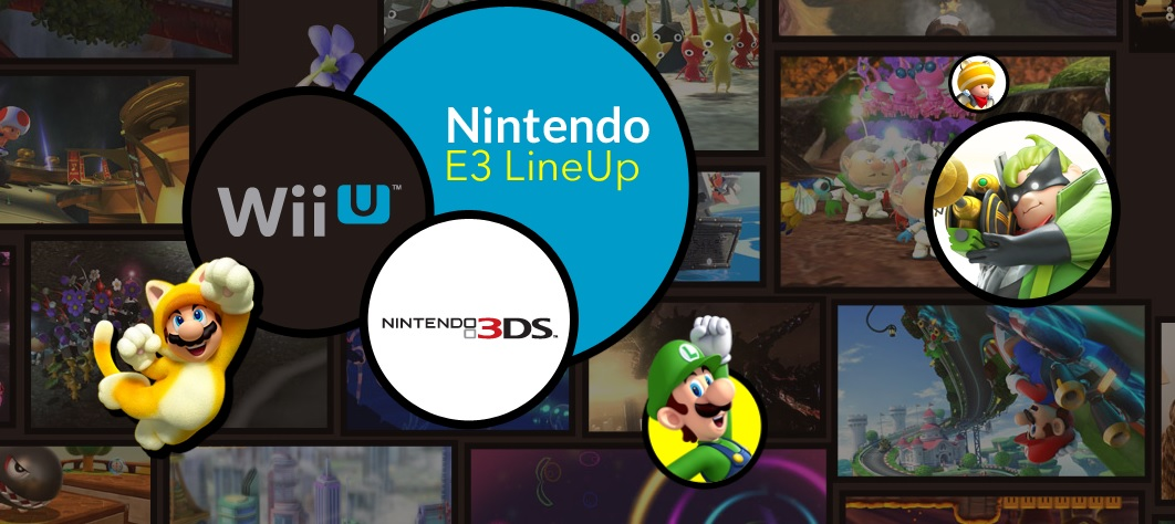 E3 2013: Nintendo Resumen