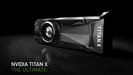 Nueva Nvidia Titan X de 1200€ y 12GB