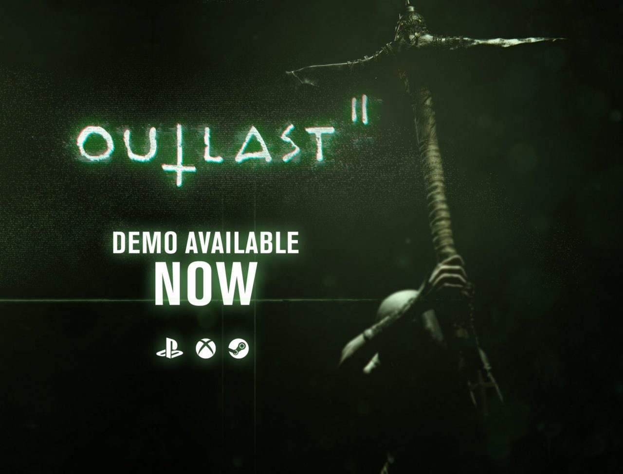 Outlast 2 Demo disponible en Steam hasta el 1 de Noviembre