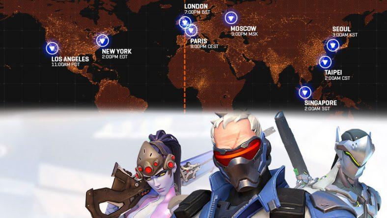 Overwatch Gratis este fin de semana en consolas